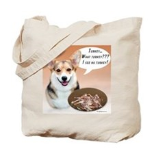 Pembroke Turkey Tote Bag