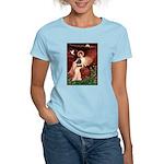 Angel / Cocker Women's Light T-Shirt