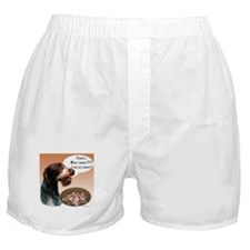 Wirehaired Turkey Boxer Shorts