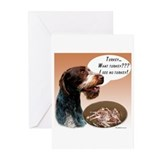 Wirehaired Turkey Greeting Cards (Pk of 20)
