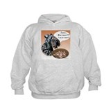 Kerry Blue Turkey Hoody