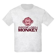 Everyone loves a Monkey T-Shirt
