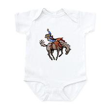 Cowboy 2 Infant Bodysuit