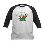SANTA'S FAVORITE HELPER! Kids Baseball Jersey