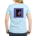 Women's Romance Writers do it Light T-Shirt