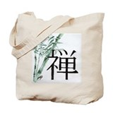 Bamboo and Zen Tote Bag