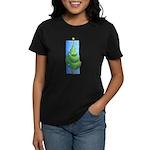 Christmas Tree Women's Dark T-Shirt