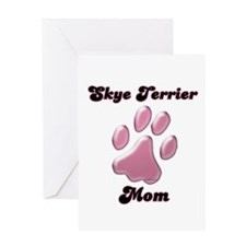Skye Mom3 Greeting Card