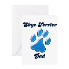Skye Dad3 Greeting Card