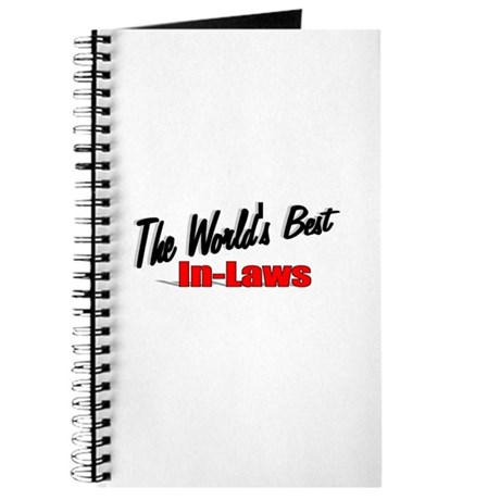"""The World's Best In-Laws"" Journal"