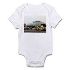 F14B Tomcat Infant Creeper