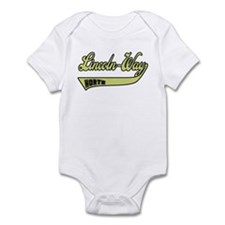 Cute Lincoln way north Infant Bodysuit