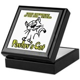 Pavlov's Cat... Keepsake Box