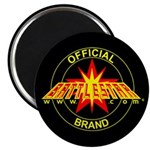 Official Battlestarr Brand Magnet