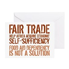 Fair Trade Greeting Cards (Pk of 10)