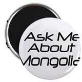 Ask Mongolia Magnet