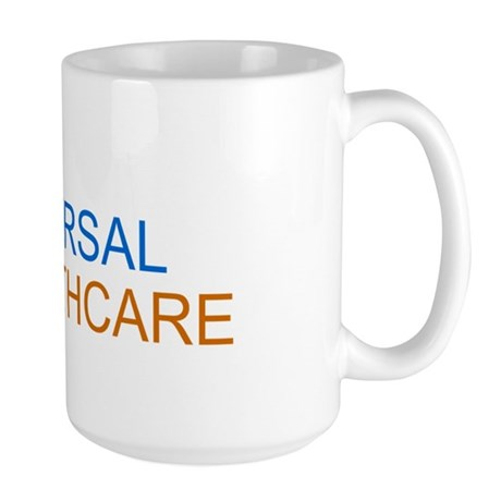 Universal Healthcare Large Mug