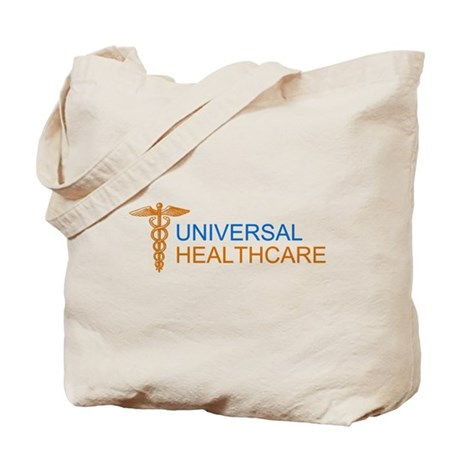 Universal Healthcare Tote Bag