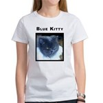 Blue Persian Cat lover's Women's T-Shirt