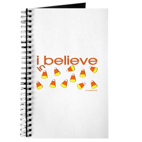 I believe in Candy Corn Journal