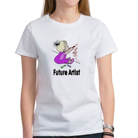 Future Artist Women's T-Shirt