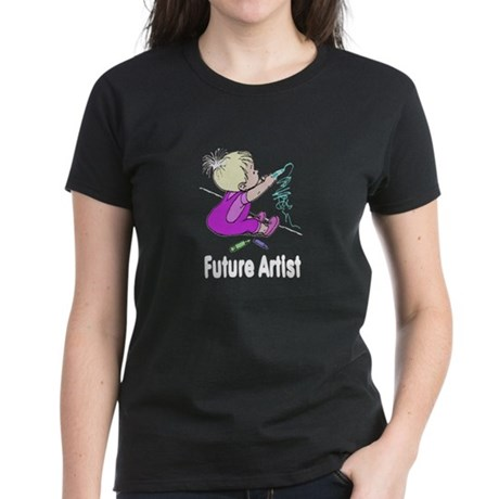 Future Artist Women's Dark T-Shirt