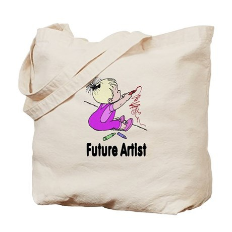 Future Artist Tote Bag