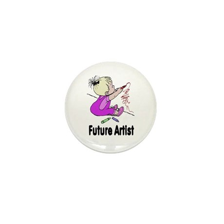 Future Artist Mini Button (100 pack)