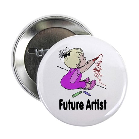 "Future Artist 2.25"" Button (100 pack)"