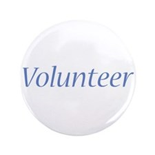 "Volunteer 3.5"" Button"