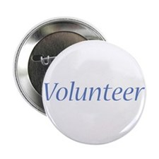 "Volunteer 2.25"" Button"