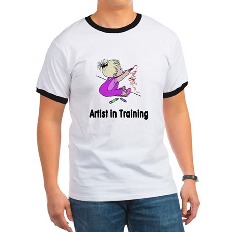 Artist in Training Ringer T