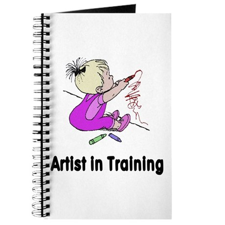 Artist in Training Journal