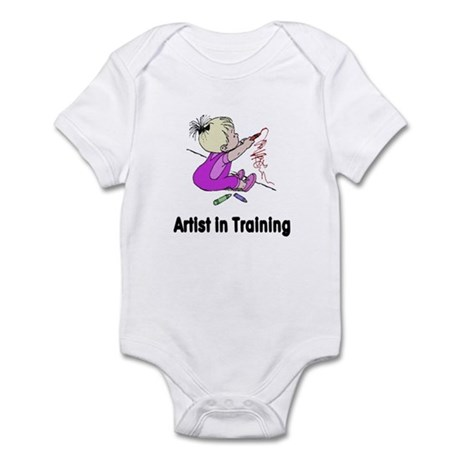 Artist in Training Infant Bodysuit