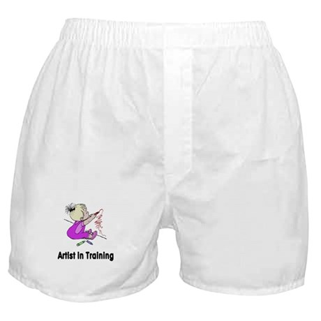 Artist in Training Boxer Shorts