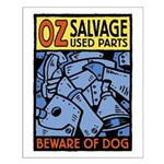 The Wizard of Oz Tin man Small Poster