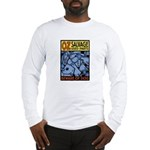 The Wizard of Oz Tin man Long Sleeve T-Shirt