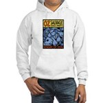 The Wizard of Oz Tin man Hooded Sweatshirt