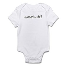 Cute Inconceivable Infant Bodysuit