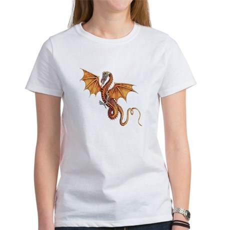Fantasy Dragon Women's T-Shirt