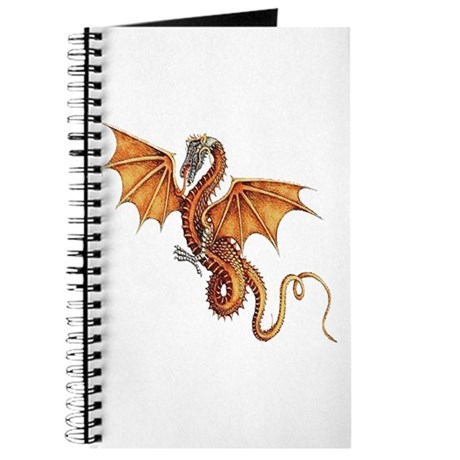 Fantasy Dragon Journal