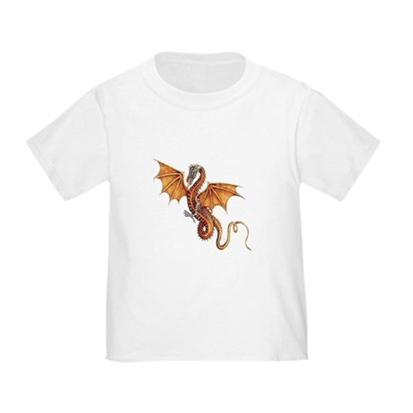 Fantasy Dragon Toddler T-Shirt