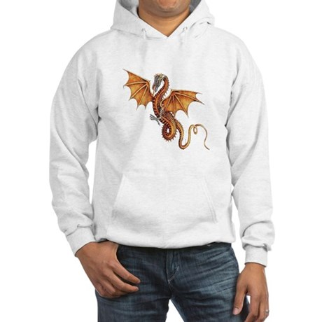 Fantasy Dragon Hooded Sweatshirt