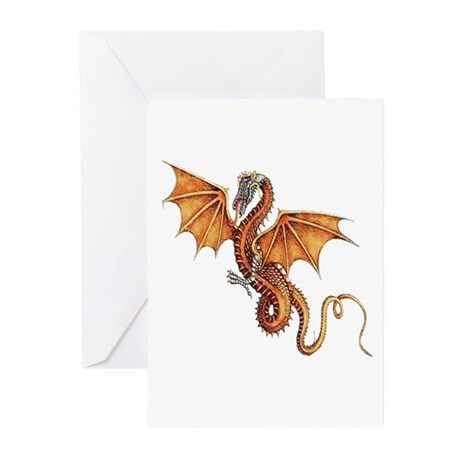 Fantasy Dragon Greeting Cards (Pk of 20)