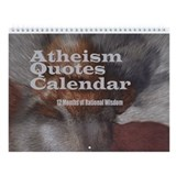 Atheist's Wall Calendar