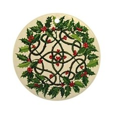 Seasonal Celtic Ornament