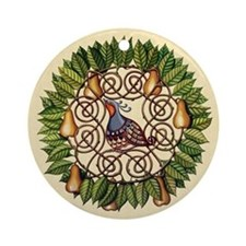 Seasonal Celtic Ornament