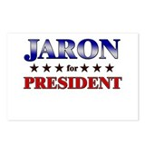 JARON for president Postcards (Package of 8)