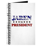 JAREN for president Journal