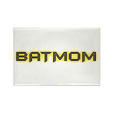 Batmom Rectangle Magnet